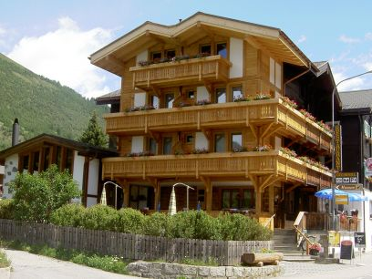 Hotel-Restaurant Grimsel