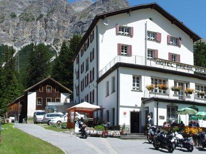 Hotel Preda Kulm ***