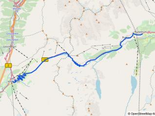 Oberalppass (Cuolm d'Ursera)