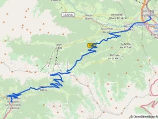 Jaufenpass (Passo di Monte Giavo)