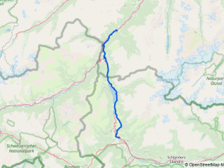 Reschenpass (Passo Resia)