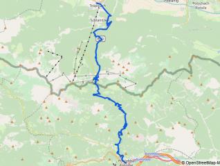 Nassfeldpass (Passo di Pramollo)