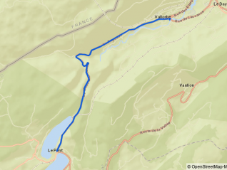Col du Mont d'Orzeires