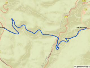 Col du Bonhomme (Diedolshauser Pass)