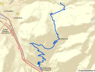 Montvernier - Col de Chaussy